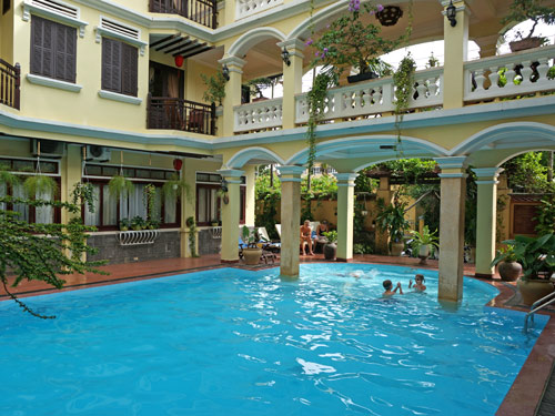 Hotel Hoi An - Zwembad